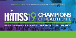 Clear Arch Health at HIMSS19