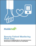 Remote Patient Monitoring Made Easy
