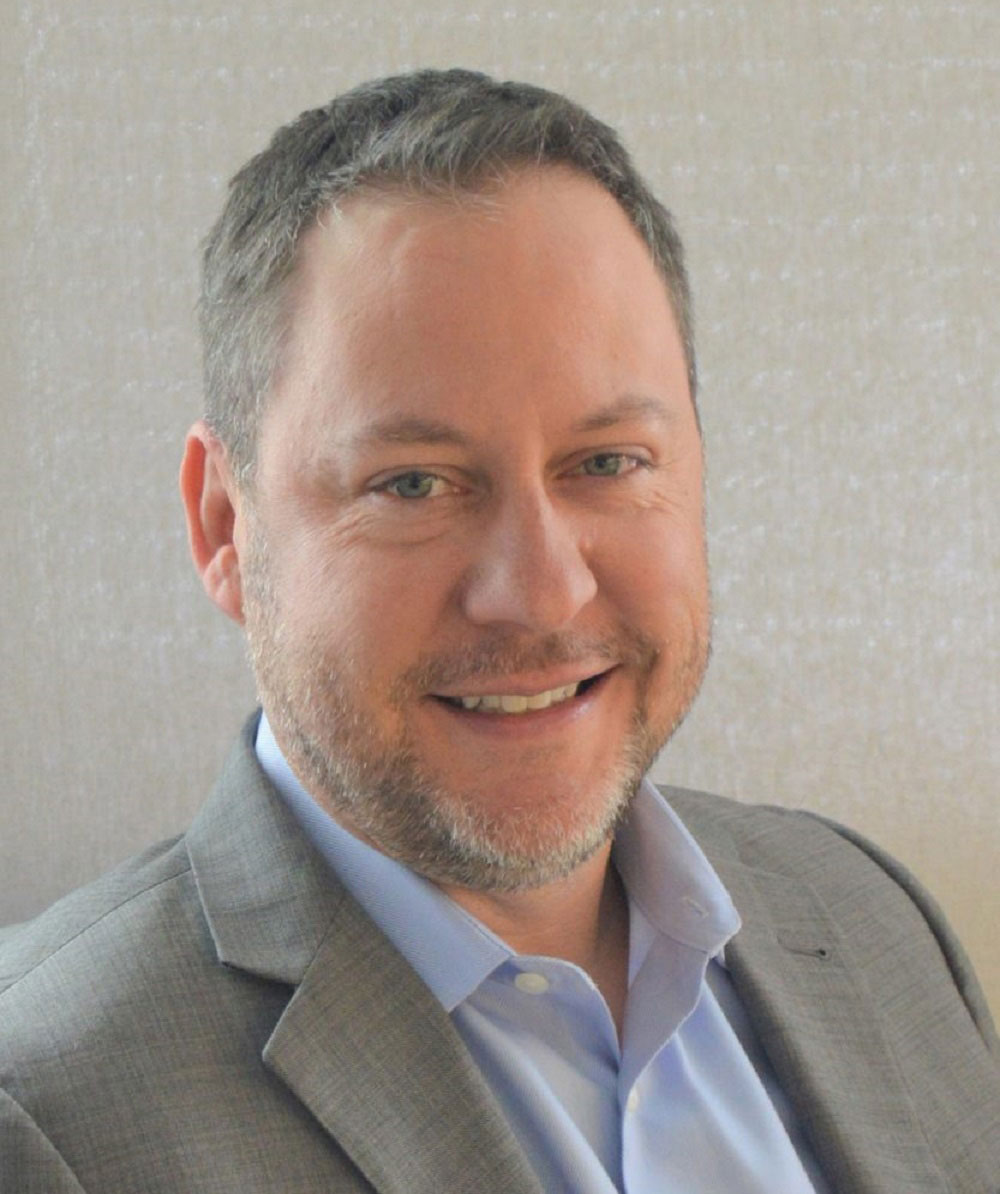Head shot of Chris A. Otto, SVP at Clear Arch Health