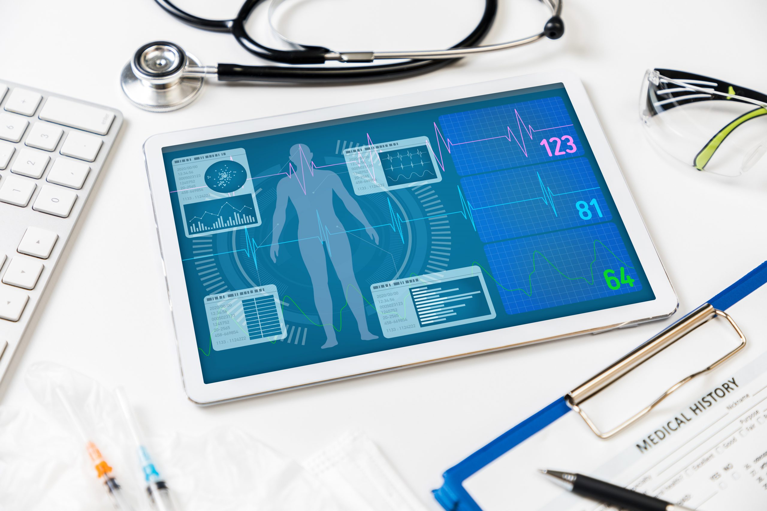EHR - Electronic Health Records - Clear Arch Health